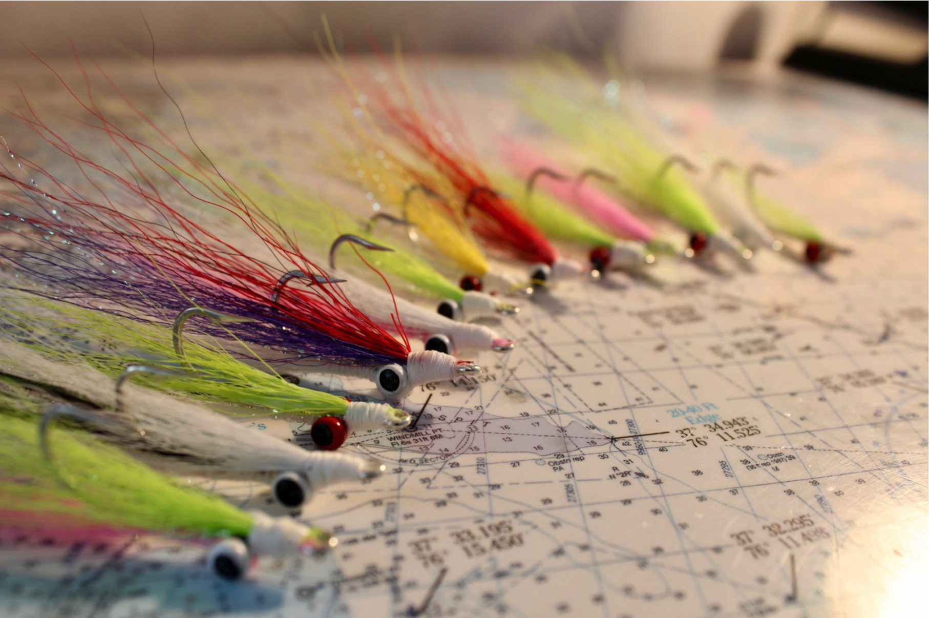 fishing flies